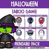 Taboo Game | Spooky