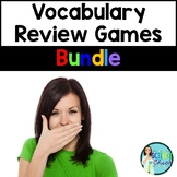 Vocabulary Review Games