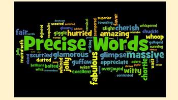 Taboo: Word Choices