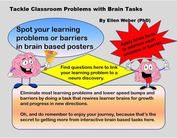 Tackle 10 Classroom Problems with 10 Brainy Possibilities