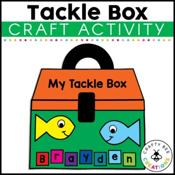 Tackle Box Cut and Paste