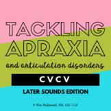 Tackling Apraxia (and articulation) Set 4