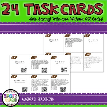 Tackling Equations {Math Workstation}