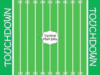 Tackling Main Idea: A Literacy Center Game & Activities