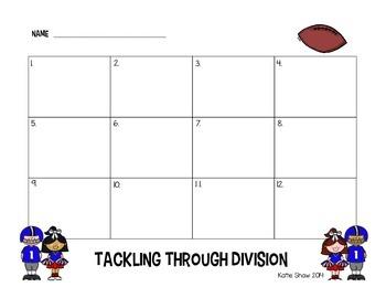 Tackling Through Division
