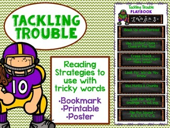 Tackling Trouble - Word Attack Strategies