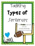 Tackling Types of Sentences- Fun and Versatile Freebie!