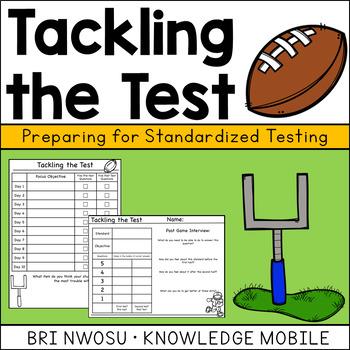Tackling the Test - Test Prep - Freebie