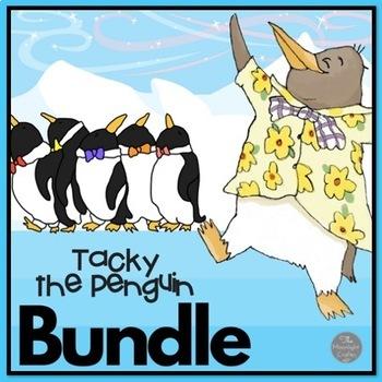 Tacky Book Companion Bundle