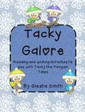 Tacky Galore!  Reading and Writing Activities to use with Tacky Tales