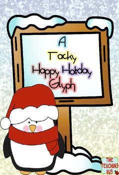 Tacky Happy Holiday Glyph-Free