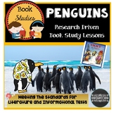 Tacky Penguin Book Study and Writing Activities