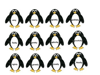 Tacky The Penguin ABC Order