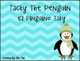Tacky The Penguin / El Pinguino Taky