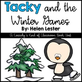 Tacky and the Winter Games Literature Unit