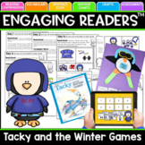 Tacky and the Winter Games Reading Comprehension Unit