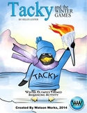 Tacky and the Winter Games Sequencing Activity