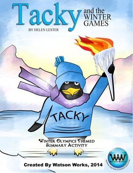 Tacky and the Winter Games Summary Activity