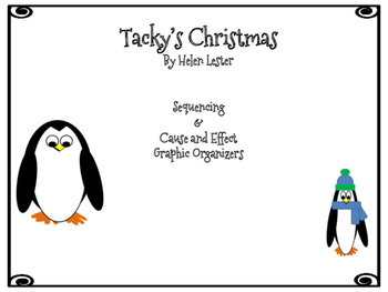 Tacky's Christmas by Helen Lester Graphic Organizers