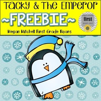 Tacky & the Emperor... Freebie