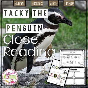 Tacky the Penguin: A Close Read