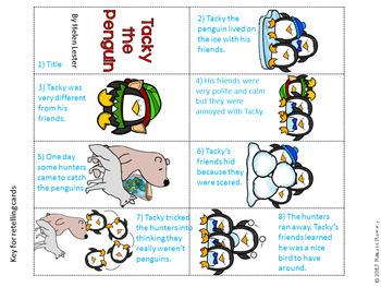 Tacky the Penguin: A Close Read
