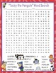 Tacky the Penguin Activities Helen Lester Crossword Puzzle & Word Searches
