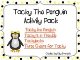 Tacky the Penguin Activity Pack