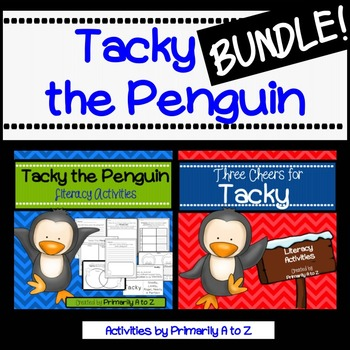 Tacky the Penguin BUNDLE!