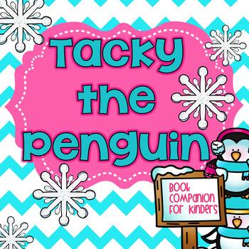 Tacky the Penguin Book Companion