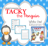 Tacky the Penguin Book Study