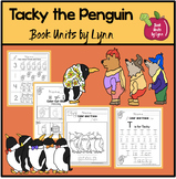 Tacky the Penguin Book Unit