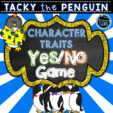 Tacky the Penguin Character Traits Game