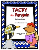Tacky the Penguin Common Core Book Study