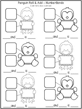 Tacky the Penguin Companion Printables {Freebie}