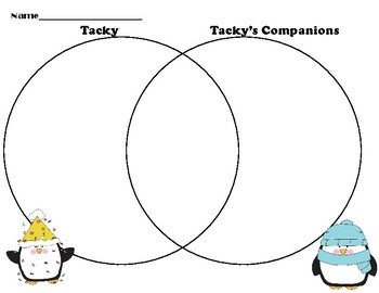 Tacky the Penguin Connections