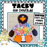 Tacky the Penguin Winter Craft & Writing Activities