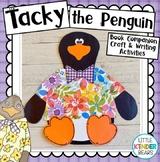 Tacky the Penguin Winter Craft & Writing Activities