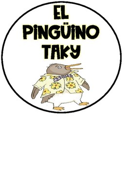 Tacky the Penguin Craft and Writing Pack
