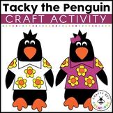 Penguin Craft {Tacky the Penguin}