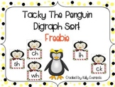 Tacky the Penguin Digraph Sort FREEBIE!