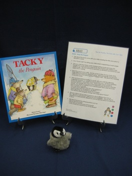 Tacky the Penguin English parent pack
