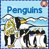 Tacky the Penguin Activities {Fiction and Nonfiction}