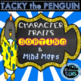 Tacky the Penguin Literacy Centers Bundle