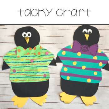 Tacky the Penguin Literature Lessons & More