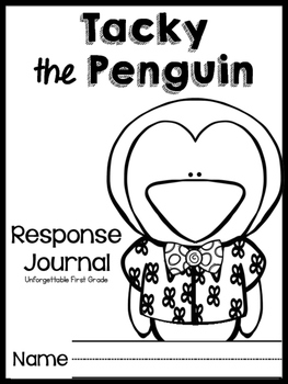 Tacky the Penguin {Literature Unit}