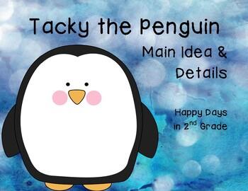 Tacky the Penguin Main Idea