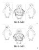 Tacky the Penguin - Mini Book