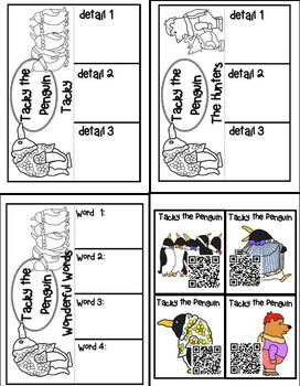 Tacky, the Penguin (Mini Book Companion with paired nonfiction text)