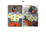 Tacky the Penguin Puppet Craft